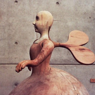 danny may sculpture automata