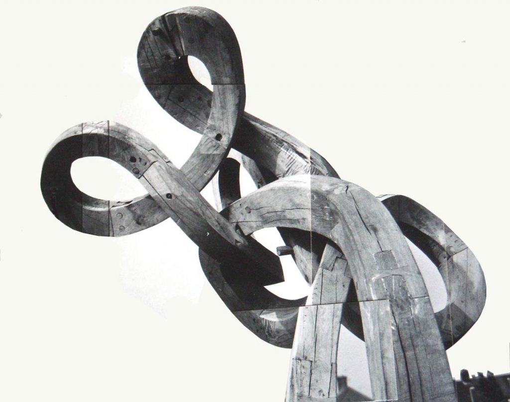 danny may sculpture 'together'